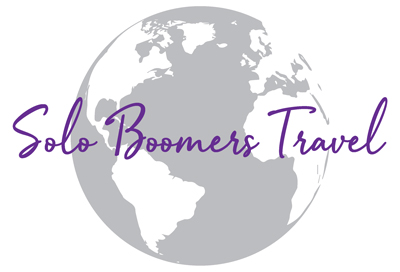 Solo Boomers Travel Logo